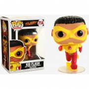 Funko Pop Kid Flash de serie TV Flash
