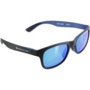 Swiss Military Wayfarer Sunglasses(Blue)