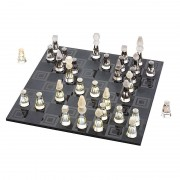 Set sah Preciosa - Crystal Chess