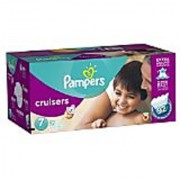 Pampers Cruisers Diapers Economy Plus Pack Size 7 92 Count