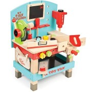 Le Toy Van: Az első szerszámkészletem