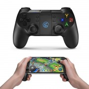 GameSir T1s + Analog Joystick Grip F1, Bluetooth Wireless Gaming Controller Gamepad for Android/Windows/VR/TV Box/PS3