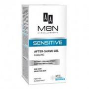 AA Men Sensitive borotválkozás utáni gél - 100ml
