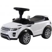 Masinuta Range Rover Sun Baby, suporta maxim 23 kg, 2 ani+, alb