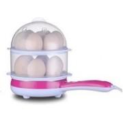 laxmi narayan EGG BOILER EGG COOKER DOUBLE2 14 P EG -14EP Egg Cooker (14 Eggs) sp 2 Egg Cooker(Multicolor, 14 Eggs)