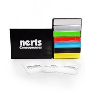 Dynasty Toys Nerts Consequences Card Game, 6 Decks of Standard Playing Cards, 50 Unique
