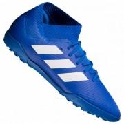 adidas Nemeziz Tango 18.3 TF Kinderen Turf voetbalschoenen DB2378 - blauw - Size: 28