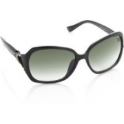 IDEE Over-sized Sunglasses(Green)