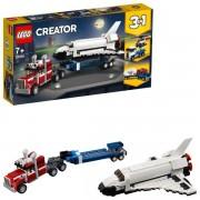 Lego Creator Transport för rymdfärja 31091