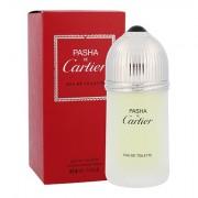 Cartier Pasha De Cartier eau de toilette 100 ml uomo