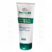 Tea tree oil teafa lábápoló krém