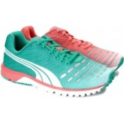 Puma Faas 300 V3 Wn'S Running Shoes For Women(Green, Pink)