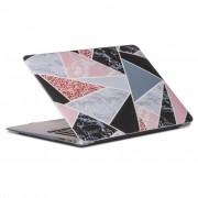 Lunso Cover hoes - MacBook Air 13 inch - Marble Mosaic Jax