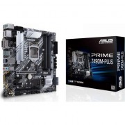 Placa de baza ASUS PRIME Z490M-PLUS, Socket 1200