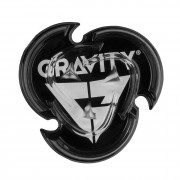 Gravity Grip Gravity Icon Mat black