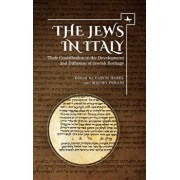 The Jews in Italy: Their Contribution to the Development and Diffusion of Jewish Heritage, Hardcover/Yaron Harel
