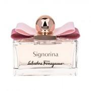 Salvatore Ferragamo Signorina eau de parfum 100 ml donna