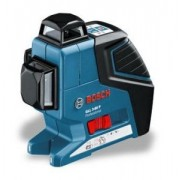 Nivelă laser cu linii GLL 3-80 P Professional+SUPORT UNIVERSAL BM1