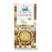 Condiment Ghimbir 35 Gr Bio Longevita Solaris Plant