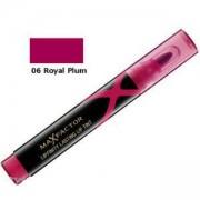 Червило за устни Max Factor Lipfinity Lasting Lip Tint, С дълготраен ефект, 06 Royal Plum, 96000151