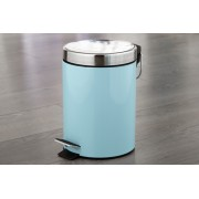 Odpadkový kôš REFUNSE - svetlo modrá