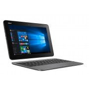 "ASUS Transformer Book T101HA-GR029T 1.44GHz x5-Z8350 10.1"" 1280 x 800pixels Touchscreen Grey Hybrid (2-in-1)"