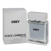 Dolce & Gabbana The One Grey Eau De Toilette Intense Spray 1.7 oz / 50.27 mL Men's Fragrances 543725