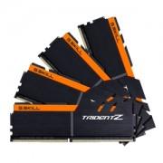 Memorie G.Skill Trident Z 32GB (4x8GB) DDR4 3200MHz 1.35V CL16 Dual Channel, Quad Kit, F4-3200C16Q-32GTZKO