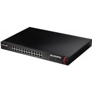 Switch Edimax GS-5424PLG, Gigabit, 24 porturi, PoE+, 4 x SFP