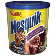 Nesquik Nestle Powder Drink Mix Chocolate (12x14.1oz)