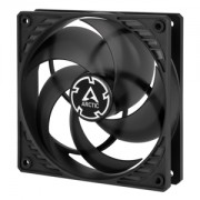 Ventilator 120 mm Arctic P12 PWM Black/Transparent