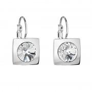 Cercei cu cristale Swarovski FaBOS, Crystal 7740-1122-02