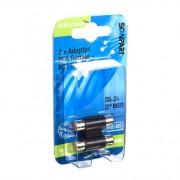 Scanpart Adapter 2xTulp (F)-(F)
