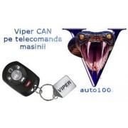 Viper CAN Digital 3903V alarma auto cu actionare din telecomanda masinii