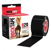 RockTape Kinesiologitejp H2O 5cm x 5m Black