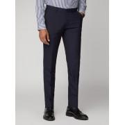Ben Sherman Main Line Blue depths tonic suit trouser 30R Navy