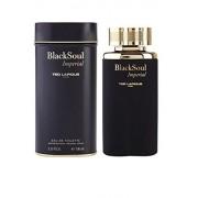Ted Lapidus Black Soul Imperial Men Eau De Toilette Spray, 3.33 Ounce