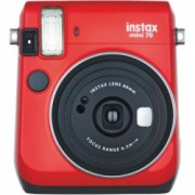 Camera foto instant Fujifilm Instax mini 70 Rosu