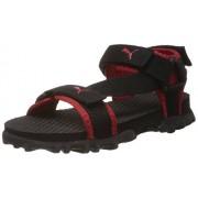 Puma Unisex Photon Jr III Ind Black Sandals and Floaters - 1C UK