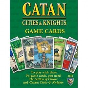 Catan: Cities and Knights Replacement Game Cards by Mayfair Games