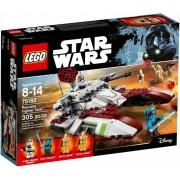 Lego Klocki konstrukcyjne Star Wars Czołg bojowy Republiki 75182