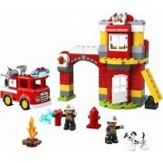 Lego Конструктор Lego Duplo 10903 Town Пожарное депо