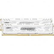 Memorie ram ballistix Ballistix Sport LT, DDR4, 16GB, 2400MHz, CL16 (BLS2C8G4D240FSC)