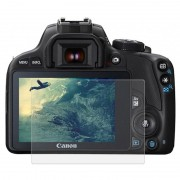 Película Protectora de Ecrã em Vidro Temperado para Canon EOS 100D, EOS M3