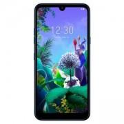 Смартфон LG Q60, 6.26 инча HD+ FullVision (1520x720), Dual SIM, Octa-Core (4x2.0GHz + 4x1.5GHz), 3GB RAM, 64GB, LTE, LMX525EAW