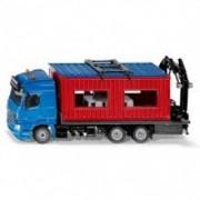 SIKU kamion sa kontejnerom za izgradnju 3556