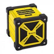 TRK-861 Altifalante Móvel Bluetooth Bateria Amarelo