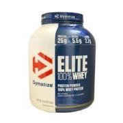 Elite 100% Whey Protein - 2300g Gourmet Vanilla - Dymatize