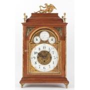 Barokní stolní hodiny – Caspar Teibler Wolkerstorff