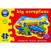 Puzzle Avionul urias - Big Aeroplane